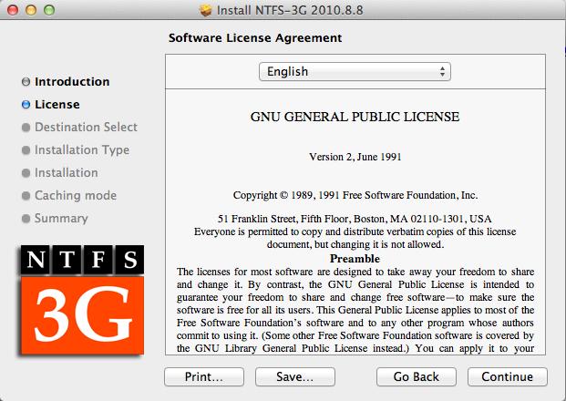 read and write ntfs on mac