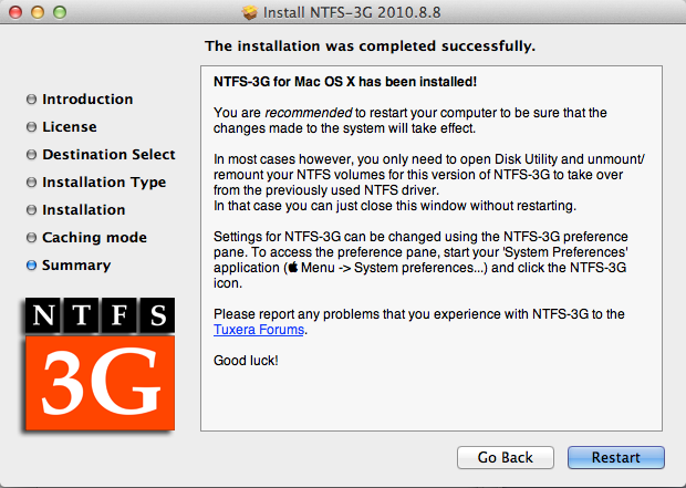 read write ntfs mac While this file system is readable on macs because os x can rearrange the data as it is reading it, the way that ntfs writes the files to the storage device is not hence, you can read, but not write.